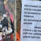 Carola Rackete, il murales di Tvboy imbrattato: «Prima l'Italia e gli italiani. Grazie Matteo»
