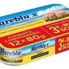 Tonno Mareblù ritirato dai supermercati: «Problemi con la confezione»
