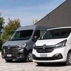 Master e Trafic, veicoli da lavoro con la griffe. Renault evolve i due commerciali di successo