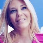 Eleonora Daniele: «Non mi vedrete mai in minigonna, le gambe sono il mio cruccio»