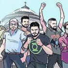 Capitan Napoli combatte al Comicon: appuntamento alla Mostra d'Oltremare