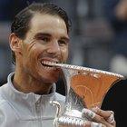 Rafa Nadal dopo Roma torna numero 1 del tennis mondiale