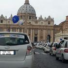 Cento taxi per i disabili: un giorno di solidarietà per visitare Roma