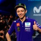Valentino Rossi a Sky Racing team: «Sempre a tutto gas»