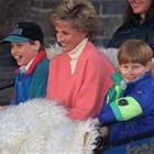 Lady Diana, il biglietto mai letto per William e Harry: cosa aveva previsto per i figli