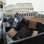 Roma la più sporca d'Europa, ultima tra 109 città