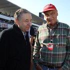 Todt: «Eroe e pietra miliare della Formula Uno»