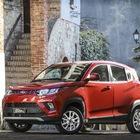 Mahindra Kuv100, un crossover dai signori indiani del fuoristrada