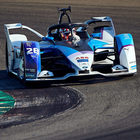 Bmw, Auer e Kirkwood al volante della iFe.20 nei test dopo l'EPrix di Marrakesh