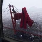 La morte compare sul Golden Gate bridge: l'incredibile effetto speciale Guarda