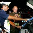 Ubriachi alla guida, 45 patenti ritirate. Due conducenti avevano assunto anche stupefacenti
