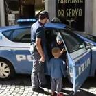 La lettera della piccola Noemi alla polizia: grazie per il vostro lavoro, vi voglio bene