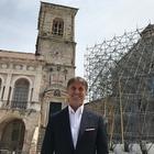 Brunello Cucinelli recupererà il teatro di Norcia lesionato dal terremoto del 2016