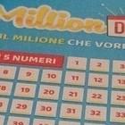 Million Day, i numeri vincenti di venerdì 21 febbraio 2020