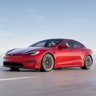 Tesla Model S Plaid, l'auto più veloce del mondo: oltre 320 km/h, 0-100 in soli 1,9 secondi