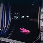 Ghali, entrata choc all'Ariston di Sanremo: ruzzolone giù dalle scale. L'urlo del pubblico