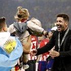 Simeone e Garcia, le reazioni