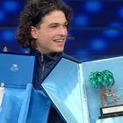 Sanremo 2020, Leo Gassmann vince nella sezione nuove proposte. Poi il messaggio di papà Alessandro