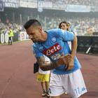 A tutto Maggio: «Deluso da Sarri avrei voluto salutare Napoli»