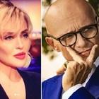 Grande Fratello Vip, Paola Barale attacca Alfonso Signorini: «Le donne? Anche lui dà il brutto esempio...»