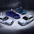 Audi cala un poker di ibridi plug-in a Ginevra: al debutto Q5, A6, A7 e A8L