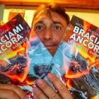 """""""Braciamiancora"""" da pagina Facebook a libro: la tribù del barbecue si celebra nel libro di Michele Ruschioni."""