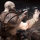 Uno screen da God of War per PS4