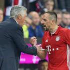 E alla Fiorentina arriva Ribery, il grande nemico di Ancelotti