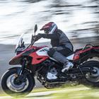 Suzuki, la V-Strom 1050XT è agile e divertente. Una sport tourer con tanta tecnologia e cura nei dettagli