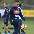 Napoli, sorpresa tra i convocati:  Ancelotti chiama Ghoulam e Meret