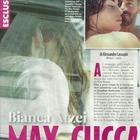 Bianca Atzei bacia un uomo misterioso a Milano (Novella2000)