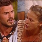 Eva Henger choc contro Francesco Monte: Va eliminato ha portato droga nel programma