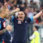 Napoli, Sarri alle porte del Palazzo: «La Juve è il potere, ma siamo felici»