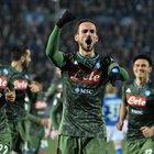 Napoli, buona la prova per il Barça: 2-1 in rimonta contro il Brescia