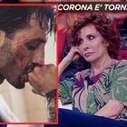 D'Eusanio furiosa contro Corona: «Ecco cosa faceva a casa di Lele Mora»