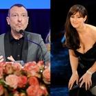 Sanremo 2020, incubo Amadeus: dopo Salmo anche Monica Bellucci da forfait