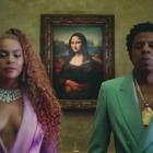 Beyoncé e Jay Z, l'ultimo video girato in segreto al Louvre