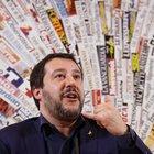 """Salvini apre al governo con M5S: """"Escluso il Pd tutto è possibile"""". E in serata telefona a Di Maio"""