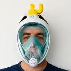 Coronavirus, le maschere da snorkeling si trasformano in respiratori per l'emergenza