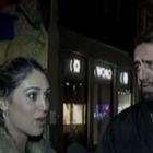 """Cecilia: """"Ero con il mio cane e ho incontrato Francesco"""""""