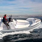MV Marine, presentato a Napoli il nuovo 27 GT. Il gommone hi-tech che guarda al mercato internazionale