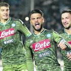 Brescia-Napoli, che gioiello di Fabian e Insigne segna da vero capitano