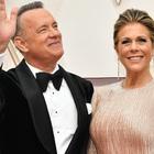 Coronavirus, positivi Tom Hanks e la moglie Rita Wilson, ex malata di cancro: «Ma state tranquilli»