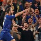 Chelsea, Higuain ritrova il gol:  la sua esultanza fa il giro della rete