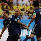 Sorpresa Giappone: battuta la Colombia 2-1
