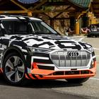 Audi e-tron offrirà telepass integrato nello specchietto. Tecnologia ITM riservata per ora a Usa e Canada
