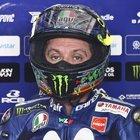Valentino Rossi: «Tanto lavoro da fare, ma soddisfatto»