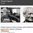 """• """"Versicoli quasi ecologici"""", la scelta di Caproni scatena il web"""