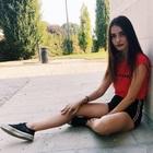 Elisa Pitussi, 16 anni, e Catalin Fendic, 19 anni, i due giovanissimi vittime dell'incidente a Rauscedo