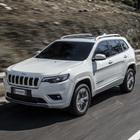 La rinnovata Jeep Cherokee